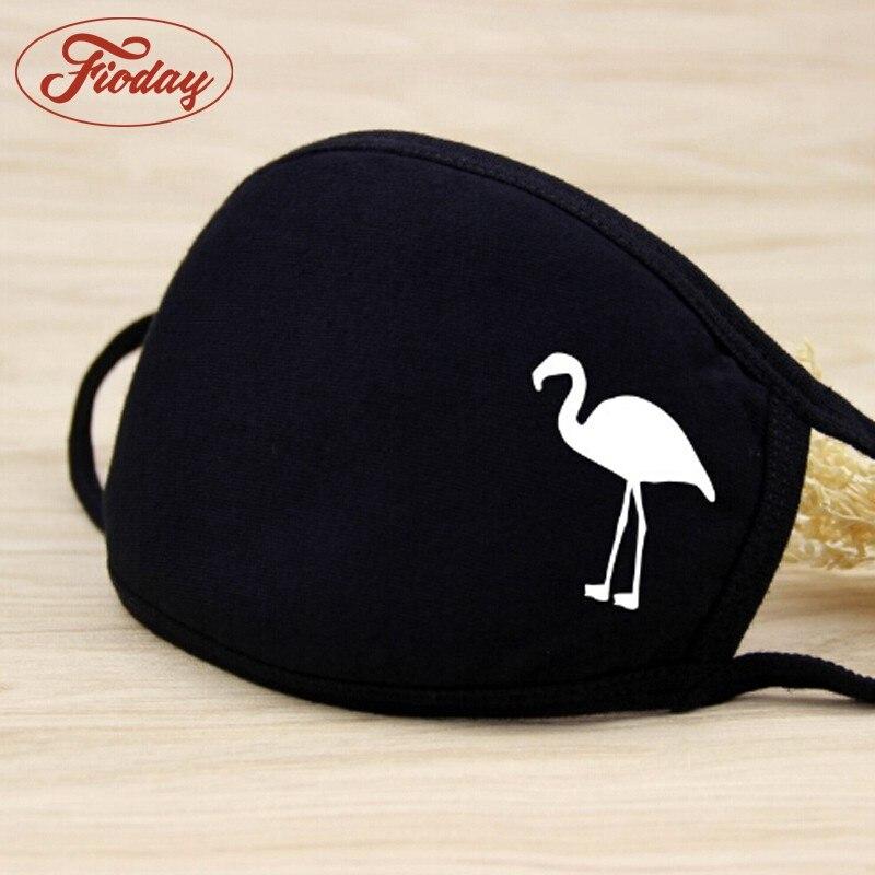 Flamingos Drucke Frauen Mund Maske Atem Anti-staub Aktivkohle Filter Erwachsene Stoff Atmen Anti-nebel Gesundheit Pflege A12d15 Kataloge Werden Auf Anfrage Verschickt Bekleidung Zubehör Damen-accessoires