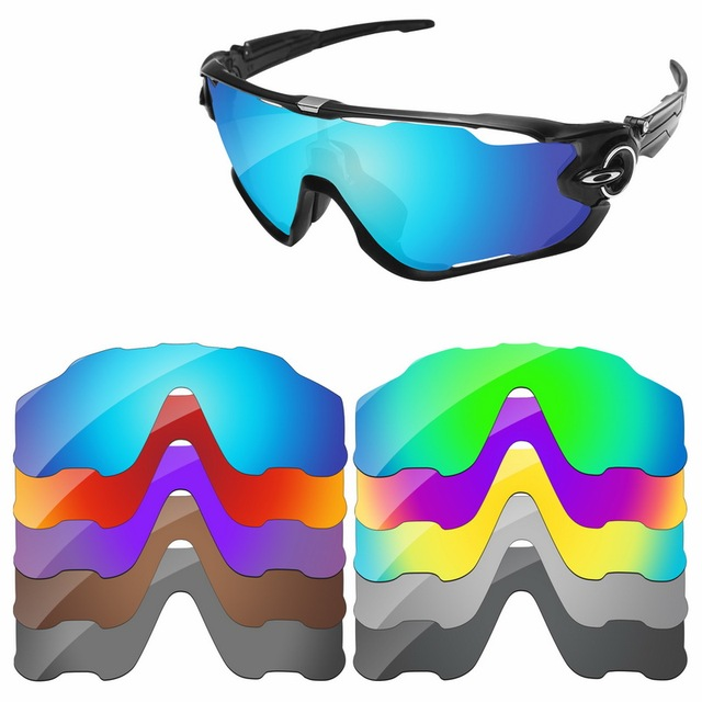 539c19ee60 PapaViva POLARIZED Replacement Lenses for Authentic Jawbreaker Sunglasses  100% UVA   UVB Protection - Multiple