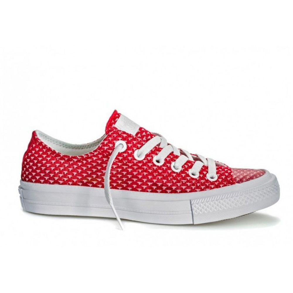 Walking Shoes CONVERSE Chuck Taylor All Star II 155462 sneakers for female TmallFS kedsFS