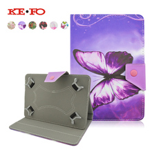 Butterfly style Stand PU Leather Case Cover For Acer Iconia One B1-730/B1-730HD/B1-750 7