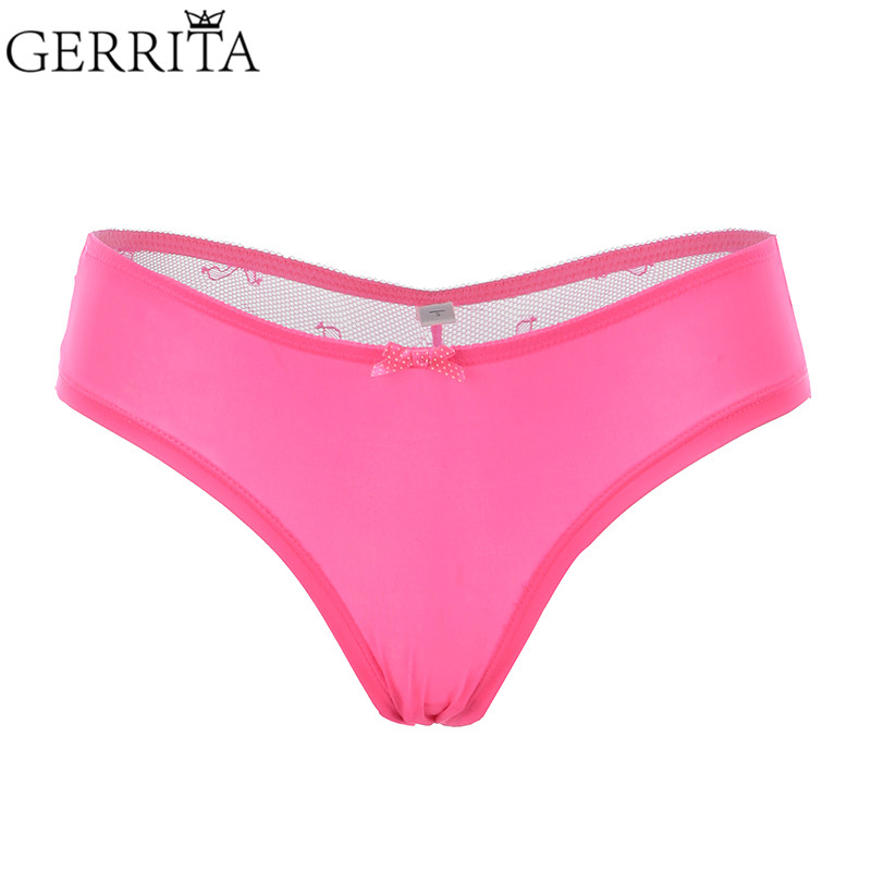 fd08bd3720a Sexy Women Panties Charming Panties Women Low Rise Lace Thin Sexy Lingerie  Fleuo Underwear Ladies Hollow