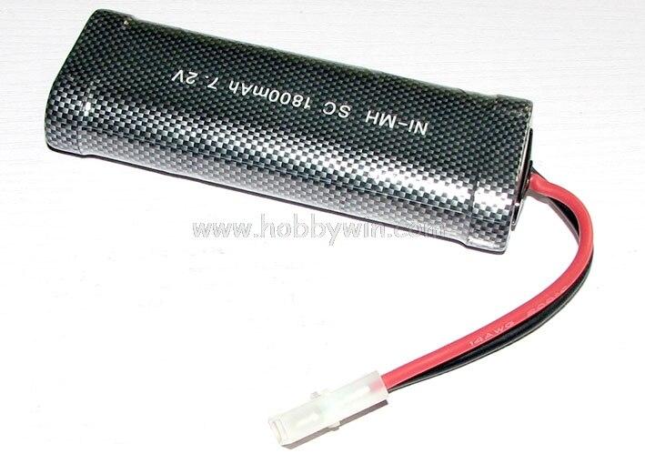 Запчасть для HSP 03014 никель-металл-гидридного аккумулятора 7,2 V/1800 mAh перезаряжаемые для 1/10th 1/8 RC электрическая мощность багги автомобиль грузовик