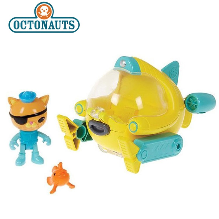 NEW STYLE Octonauts GUP U Kwazii resure explore vehicle motorcycle figures toy birthday gift bath toy child Toys