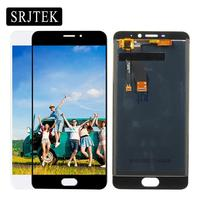 Srjtek For Meizu M5 Note LCD M621Q M621M M621C M621H LCD Display Touch Screen Digitizer Assembly