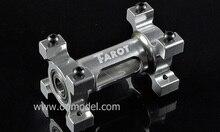 Tarot 450 Parts Metal Main Shaft Bearing Block TL45088-02 Tarot 450 RC Helicopter Spare Parts FreeTrack Shipping