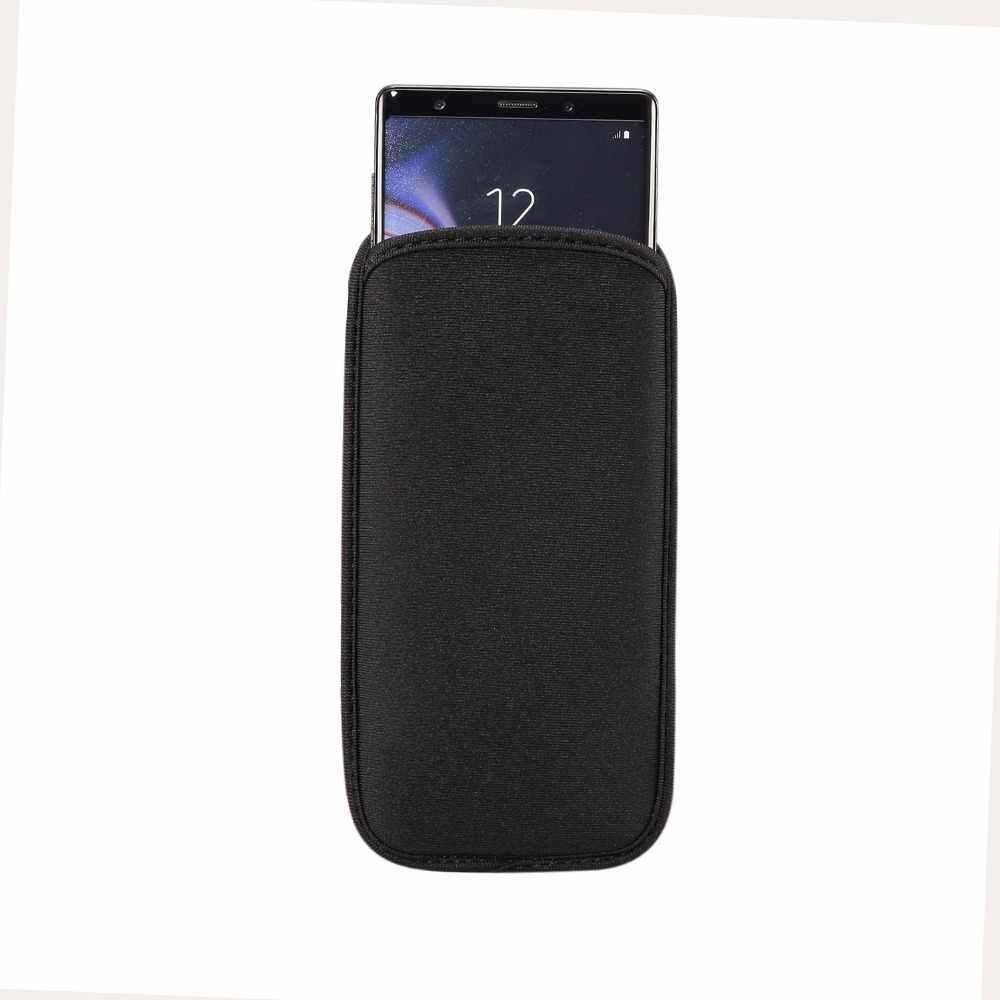 """Uniwersalne etui neoprenowe torba rękaw pokrowca dla Huawei P30 P20 Pro lite mate 20 20X10 9 Pro P10 Plus Nova 4.1 """"~ 6.4"""" cala"""