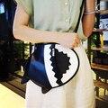 Искусственная кожа мода сумки женщин милый резкое мультфильм сумки