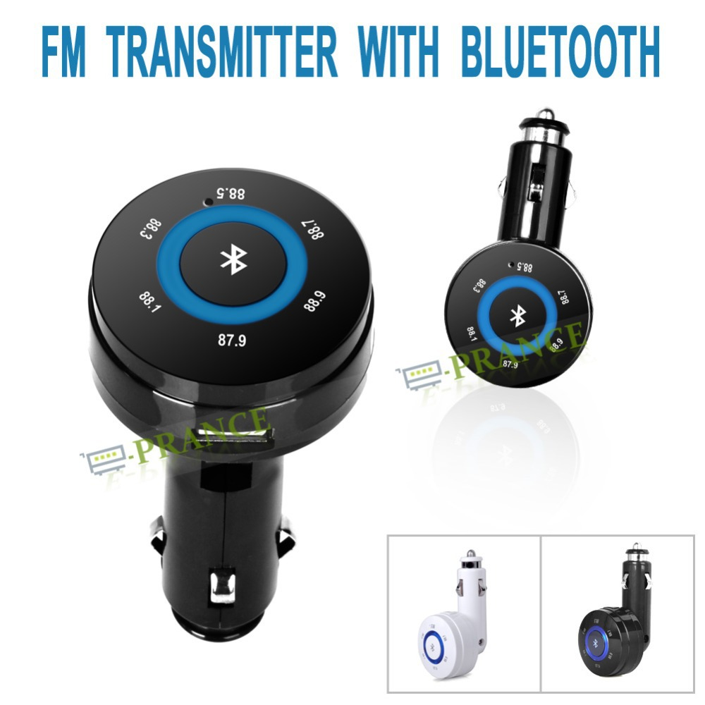 bluetooth adapter wireless car fm transmitter bluetooth. Black Bedroom Furniture Sets. Home Design Ideas