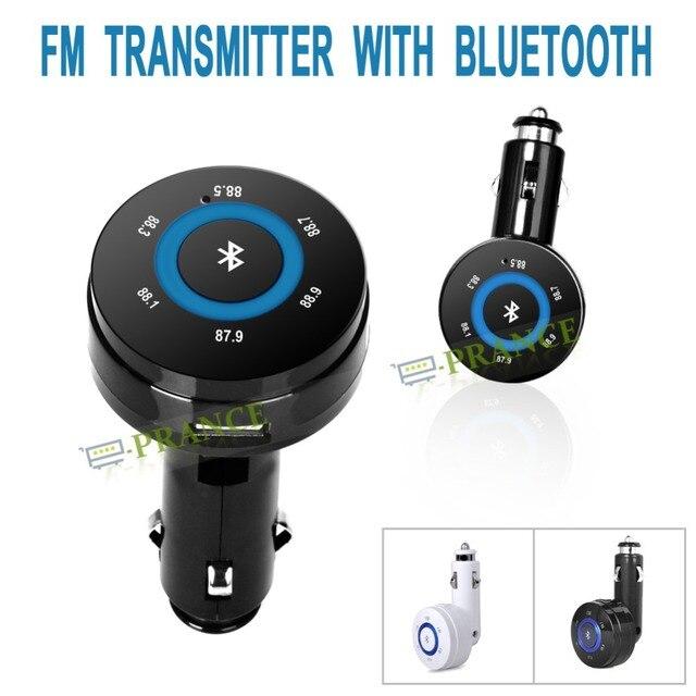 bluetooth adapter wireless car fm transmitter bluetooth. Black Bedroom Furniture Sets. Home Design Ideas