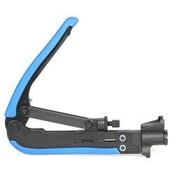 Multitool tragbare Crimpen Werkzeug hand werkzeuge Kabel Crimper Koaxial Kompression Crimpen Zangen elektrische werkzeuge für F RG59 RG6 RG11