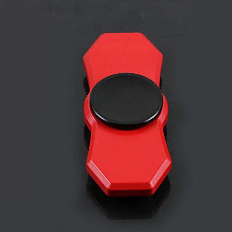 alta qualidade metal aco fidget spinner padrao 05