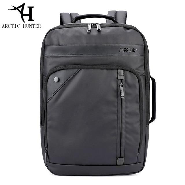 f1d13c1b8811 ARCTIC HUNTER 15.6 inch laptop backpacks   tote bag men travel Large  Capacity waterproof backpack male Functional Versatile Bag