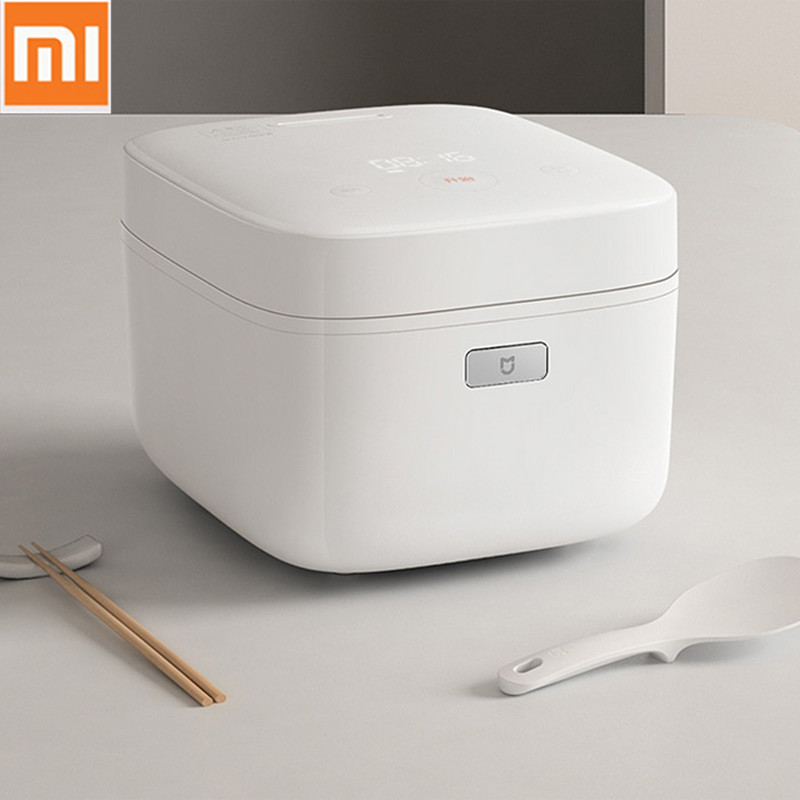 New Original Xiaomi Mijia Smart Electric Rice Cooker Cooking Appliances APP Remote Control Function Practical Non-stick Pan 220V