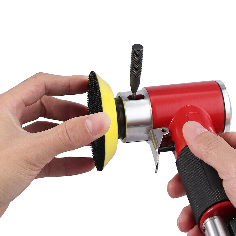 Air Sander Polisher Mini Portable Rotary Durable High speed Orbital Grinding For Cars Motorcycles Pneumatic Polishing Angle