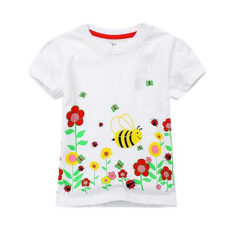 HTB1Qmzqan0ATuJjSZFEq6yp2FXa6 - Jumping meters kids Girls T shirts children summer clothing baby girls cotton clothes hot selling Tops & Tees