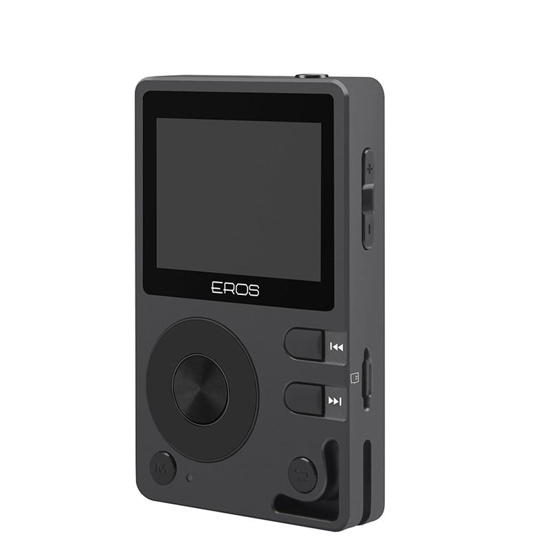 Aigo EROS Q High-quality Lossless Hifi MP3 Palyer DSD64 Bluetooth 4.0 DAC Portable Audio Music Player Mini USB Support OTG+8G TF планшет aigo m908 8g m90 1 6g 9 7 4 0