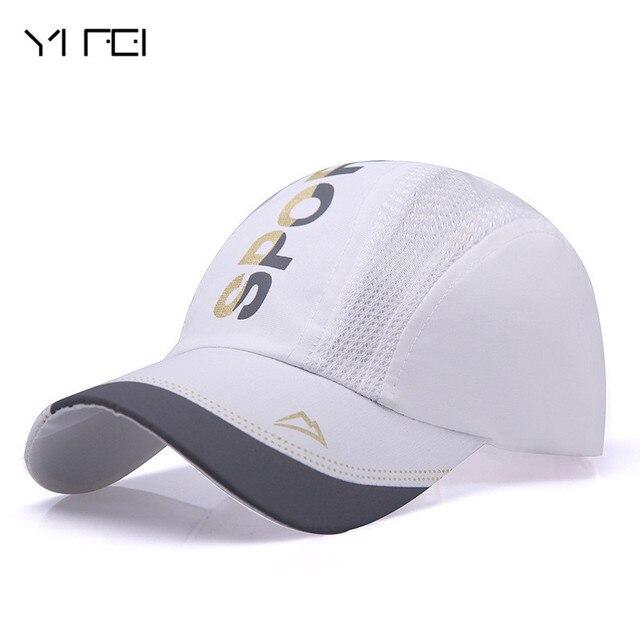 Adjustable Outdoor Net Cap Wholesale Truck Cap Lot Color Blank Baseball Cap  Breathable Nylon Mesh Summer Women Snapback Hats c6df3218052