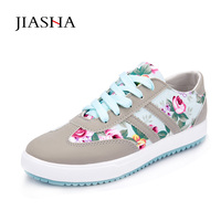 Women Shoes Zapatos Mujer Printed Sneakers Women Sport Shoes Huarache Sneakers Women Canva Shoes Woman Fahsion