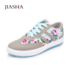 Women casual shoes printed casual shoes women canvas shoes tenis feminino 2018 new arrival fashion women sneakers