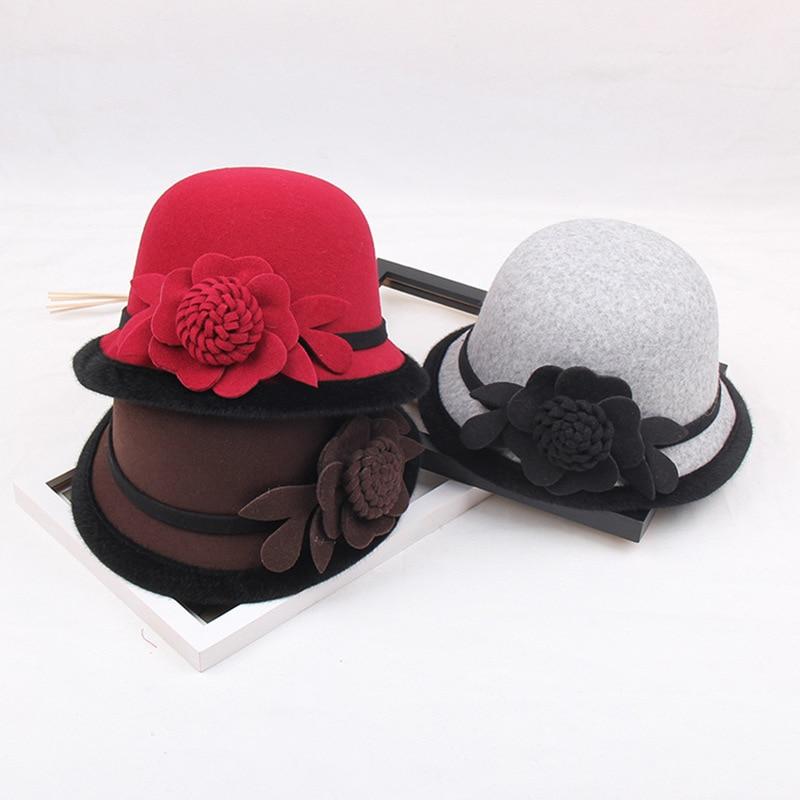 Nouveau chapeau d'hiver chapeau chaud femme Skullies & bonnets femmes chapeaux Rock casquette décontractée Turban Plus chapeau mâle ROU1-3