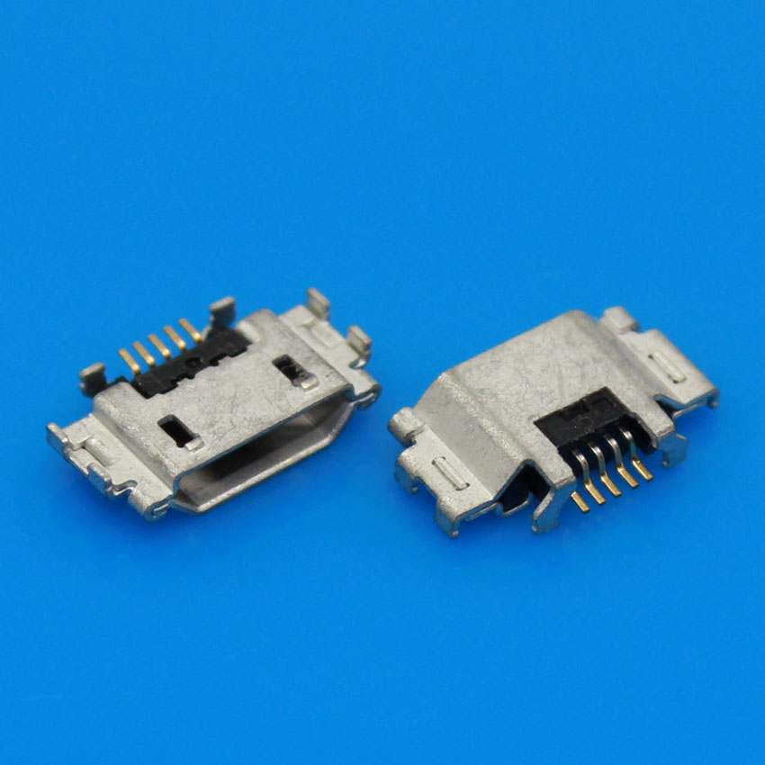 100pcs/lot for Sony Xperia Z1 C6902 Z2 D6502 Z3 D6603 micro mini 5pin USB Charger Charging Port Dock jack socket dock Connector