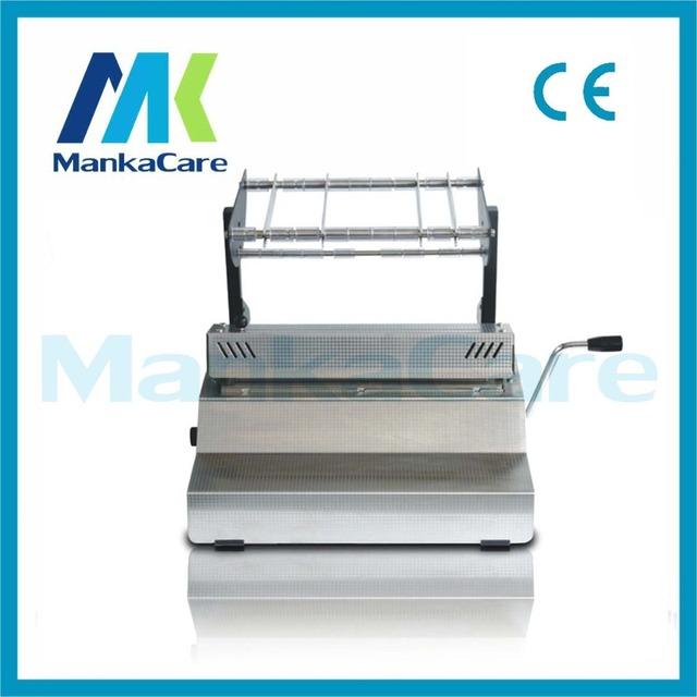 Dental Esterilização Reel & Pouch Manual Sealer Selagem Máquina Dental/Clínica/Hospital/Lab equipamentos de embalagem de vedação máquina