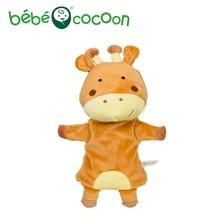 Bebecocoon Marioneta-Jirafa