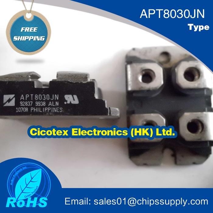 APT8030JN SOT-227 N-CHANNEL ENHANCEMENT MODE HIGH VOLTAGE POWER MOSFETS MODULE IGBT 8030JNAPT8030JN SOT-227 N-CHANNEL ENHANCEMENT MODE HIGH VOLTAGE POWER MOSFETS MODULE IGBT 8030JN