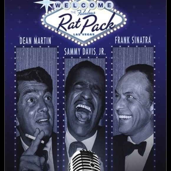 Rat Pack – One Night Only Laminated & Framed Poster (24 x 36)