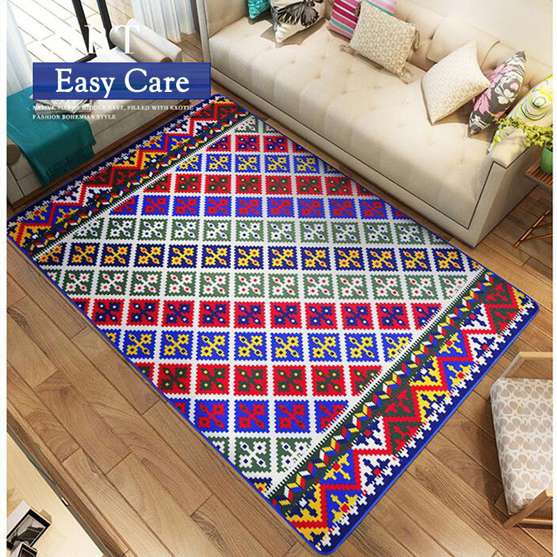 120X170cm Polyester Carpet Home Supplies Carpet And Rug Floor Rugs Carpets Anti-skid Carpets And Rugs For Home Living Room Rug