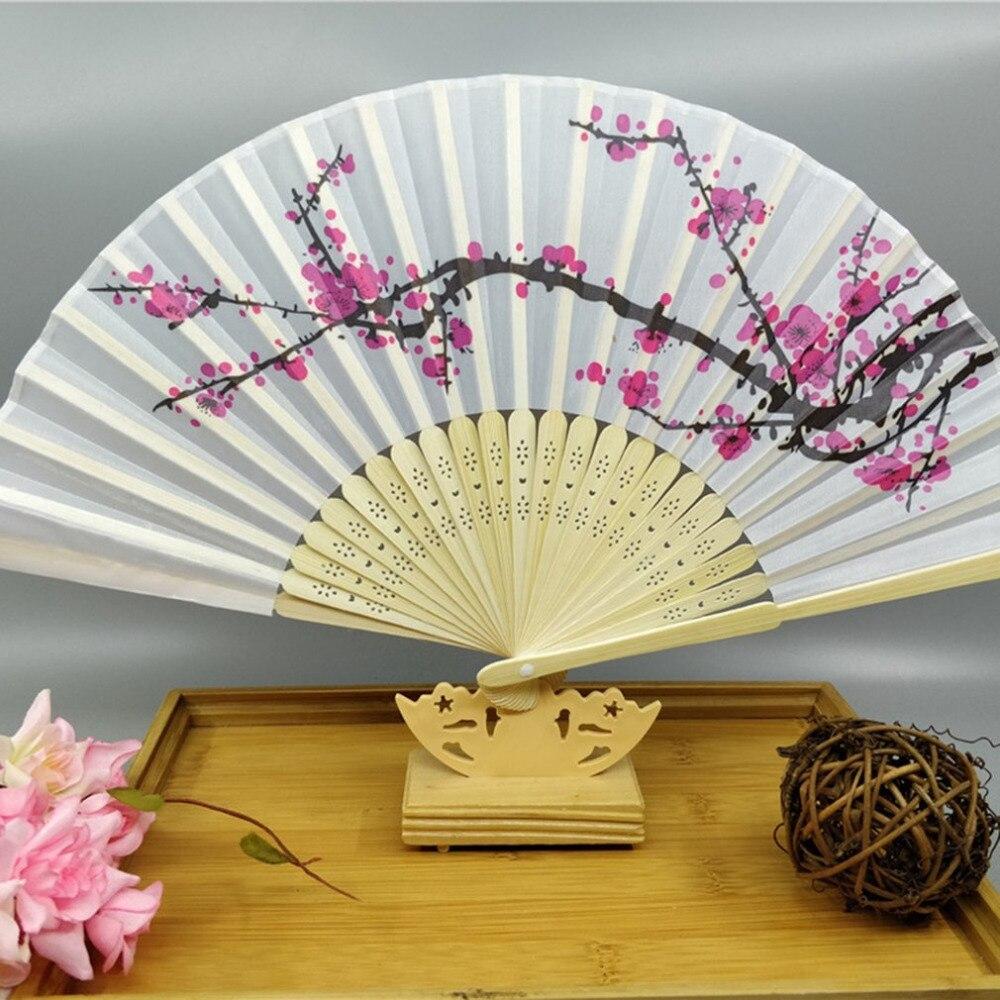 Aliexpress.com : Buy New arrival 1 Pcs 21cm Folding Fan Delicate ...