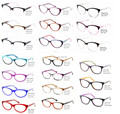 Women Cat Eye Glasses Fashion Optical Frames Butterfly-shaped Nerd Glass Oculos de sol Femininos Eye Wonder
