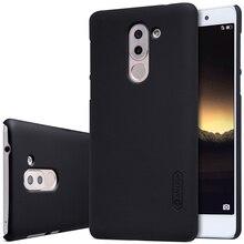 Huawei Honor 6X Случае Nillkin Матовое Щит Жесткий Обложка Чехол для Huawei Honor 6X/Mate 9 Lite Экрана Подарок Защитника