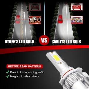 Image 3 - NEW Arrivals Car Lights Bulbs LED H4 H7 9003 HB2 H11 LED H1 H3 H8 H9 880 9005 9006 H13 9004 9007 Auto Headlights 12V Led Light