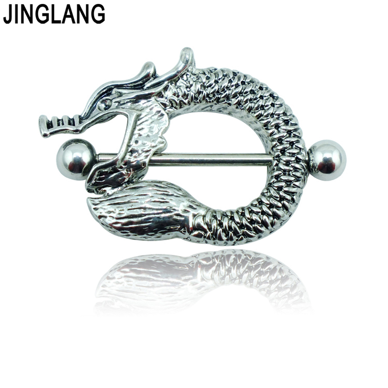 Nipple Rings Surgical Steel...