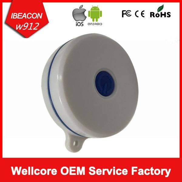 Bluetooth 2016 Módulo Ibeacon com Botão De Energia Freeshipping À Prova D' Água TICC2541 IBeacon Ibeacon Eddystone
