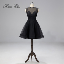 Short Cocktail Dresses Formal Evening Gowns Tulle Wedding Party Dress Cocktail Dresses
