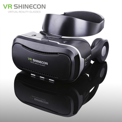 Shinecon vr 4 0 pro virtual reality gear goggles 3d google cardboard gafas vr box headset.jpg 250x250