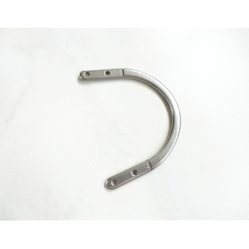 Harness Fittings Metal U Buckle Stainless Steel Buckle Carriage Accessories Rigging U  Flat Rod