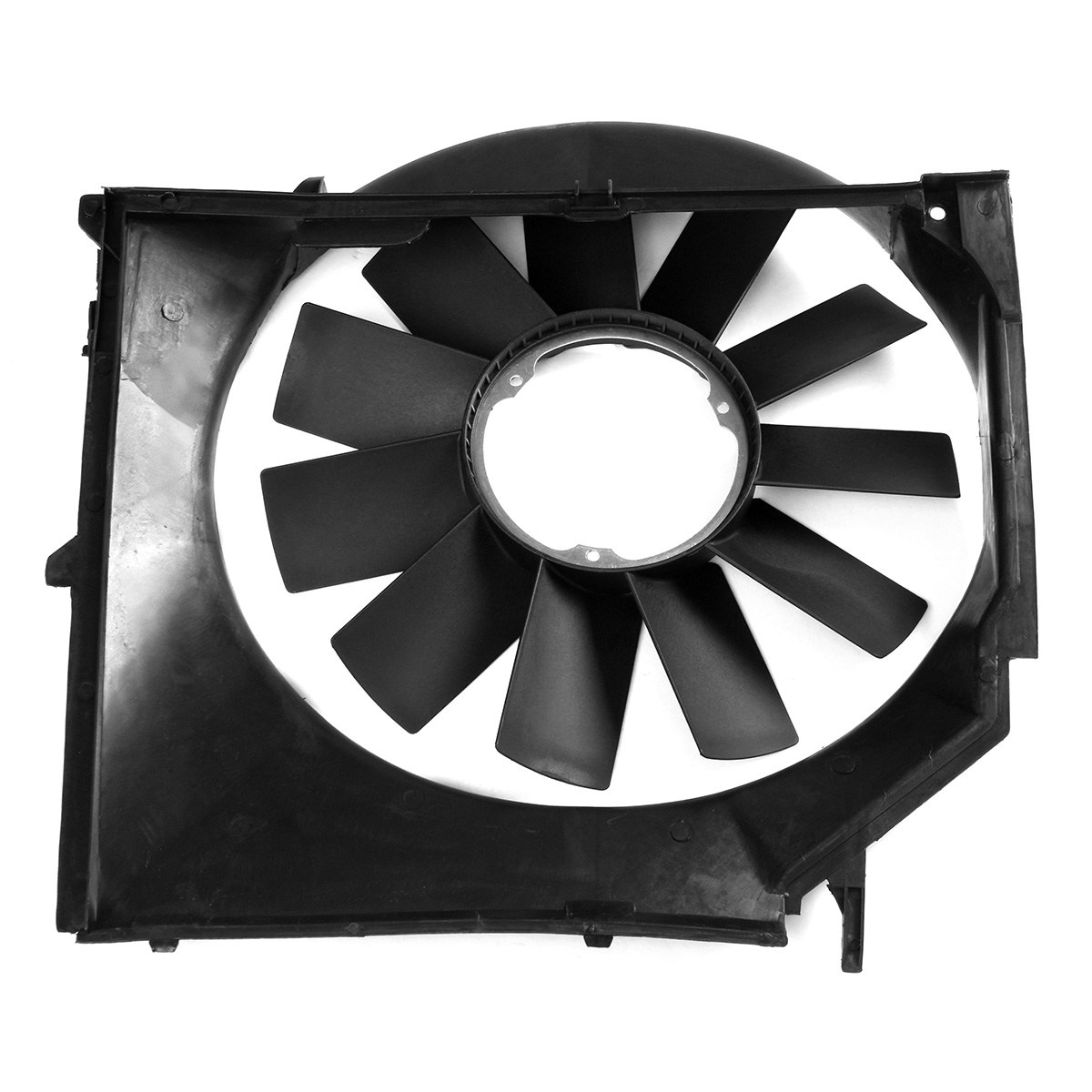 420mm Radiator Cooling Fan Shroud Engine Blade for BMW 320i 323Ci 325Ci  325xi 328i 330Ci 11521712058 17111436259-in Radiators & Parts from  Automobiles ...