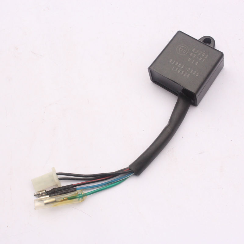 popular scooter cdi wiring buy cheap scooter cdi wiring lots from cpi a3202 cdi unit ac fired 5 wires for scooter 50 90 cc engine 2