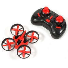 LeadingStar Original ELF VS H36 Mini Drone 6 Axis RC Micro Quadcopters With Headless Mode One Key Return Helicopter