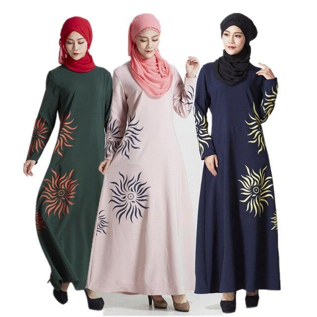 Turkische langarm kleider