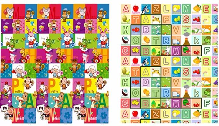 12 Symbolic+Fruit Letters