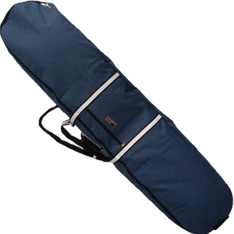 166 CM traitement personnalisé Ski épaule sac à main hommes et femmes placage sac housse de protection Sports de plein air A4798 - 6