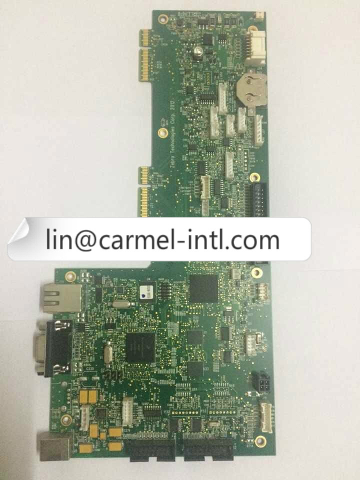 Zebra ZT410 Industrial Printer Motherboard Mainboard Logic Board new original main board MOTHER BOARD pcisa 3716ev r4 long motherboard industrial board 100