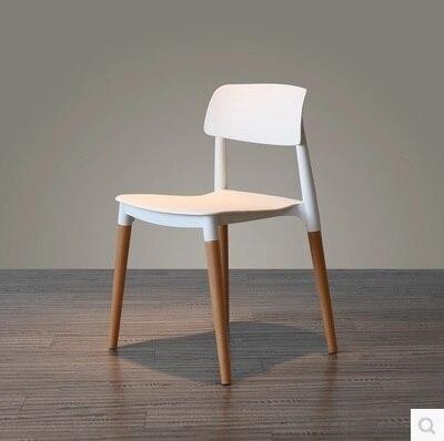 Современный дизайн Стул Для Столовой Белый Цвет