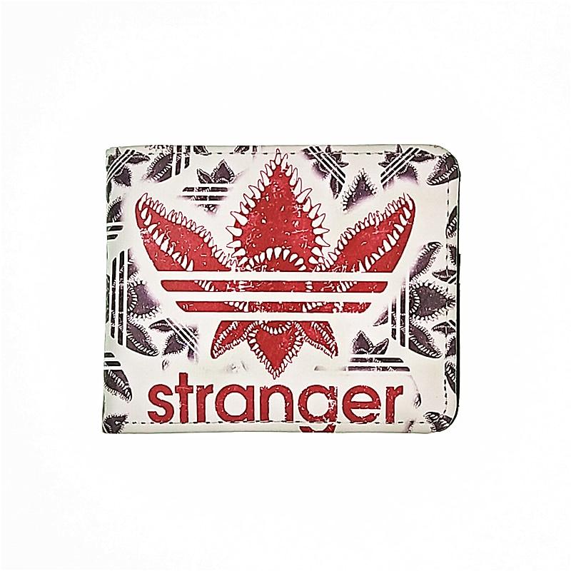 Fashion Movie Series Montauk Wallet Stranger Things Season 2 Cion Zipper Purse Leather Wallet Card Holder Wallets Dollar Price