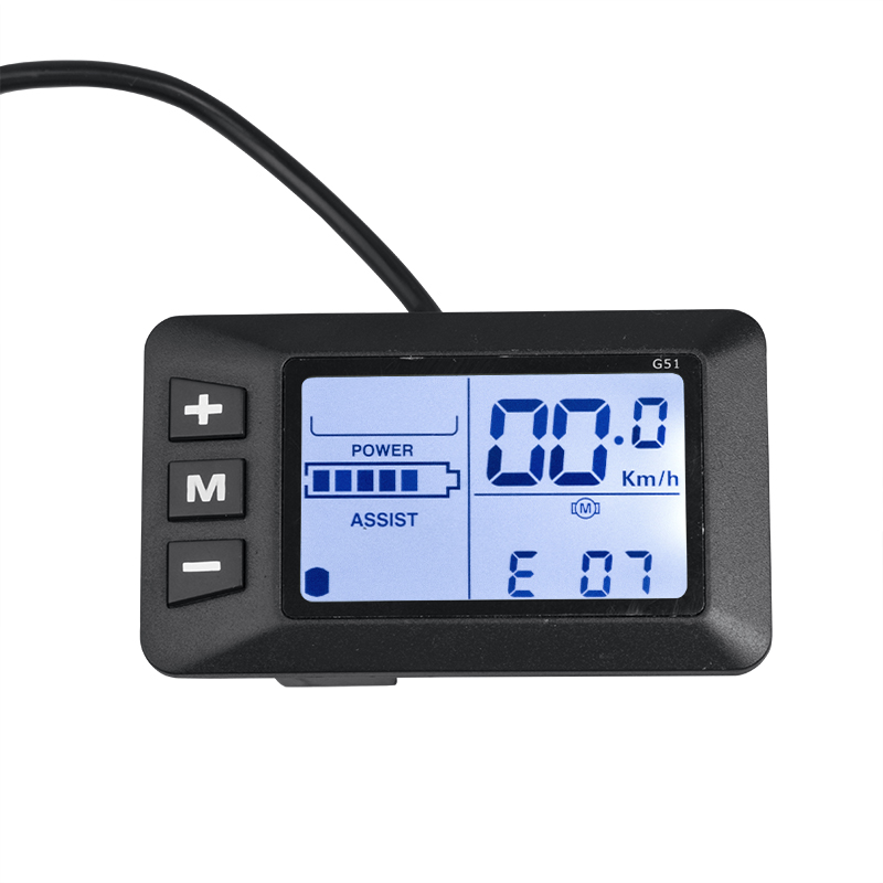 font b Electric b font font b Bicycle b font Controller with LCD Display Panel