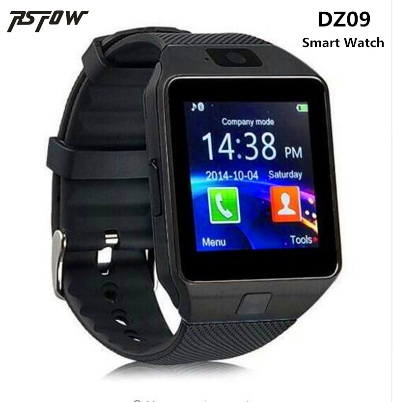 RsFow DZ09 Smart Watch With Camera Bluetooth WristWatch SIM Card Smartwatch For Ios Android Phones Support More APP Whatsapp